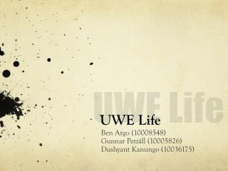 UWE Life