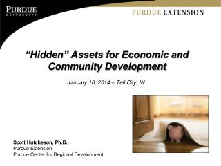 """Hidden"" Assets for Economic and Community Development"
