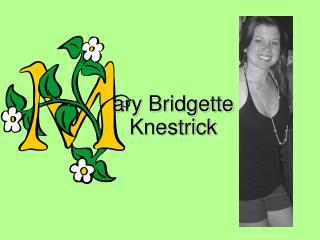 ary Bridgette  Knestrick