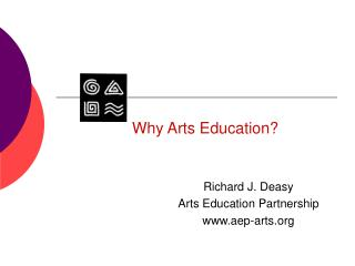 Why Arts Education?