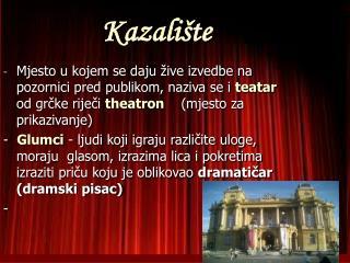 Kazali�te