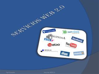Servicios WEB 2.0