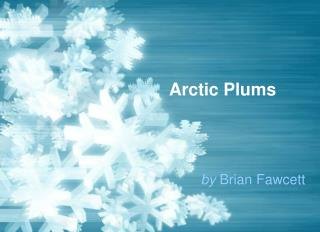 Arctic Plums