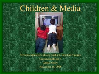 Children & Media