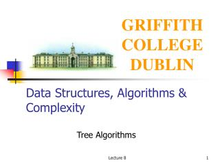 Data Structures, Algorithms & Complexity
