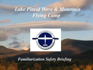 Lake Placid Wave & Mountain Flying Camp