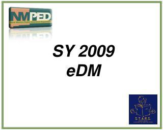 SY 2009 eDM
