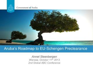 Aruba's Roadmap to EU-Schengen Preclearance
