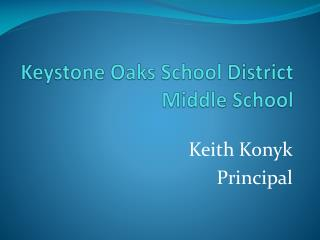 Keystone Oaks School District Middle School