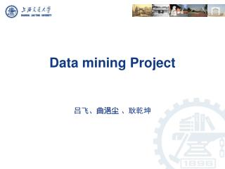 Data mining Project
