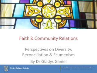 Faith & Community Relations