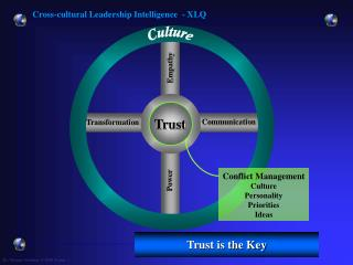 Cross-cultural Leadership Intelligence  - XLQ