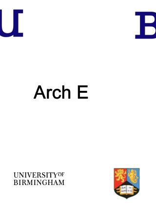 Arch E