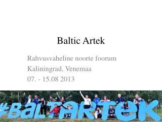 Baltic Artek