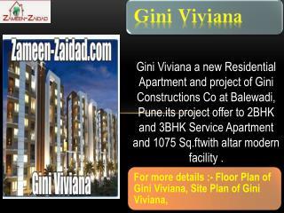 Gini Viviana, Gini Viviana Balewadi, Pune.