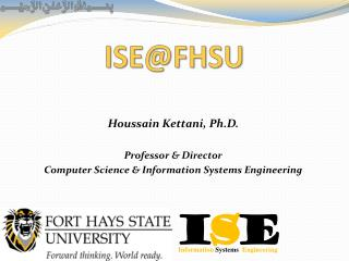 ISE@FHSU