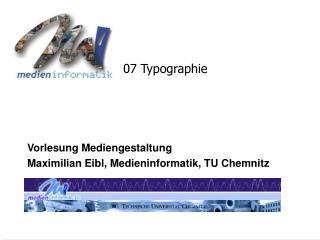 07 Typographie