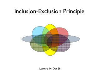 Inclusion-Exclusion Principle