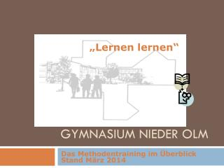 Gymnasium Nieder Olm