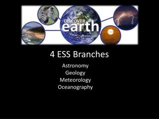 4 ESS Branches