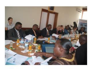 ACTIVITES DE LA SOCIETE CIVILE EN REPUBLIQUE DEMOCRATIQUE DU CONGO