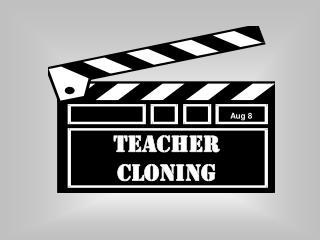 Teacher Cloning