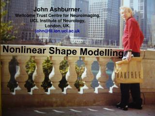 Nonlinear Shape Modelling