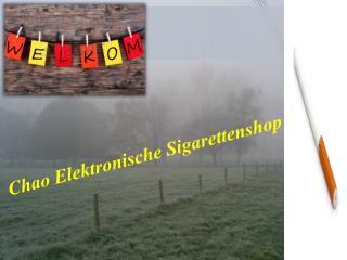 Online aankoop van elektronische sigaretten in Nederland