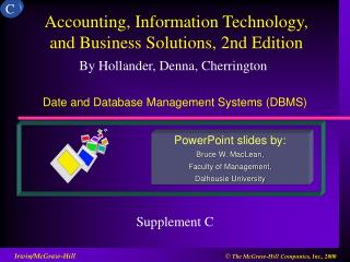 Date and Database Management Systems (DBMS)