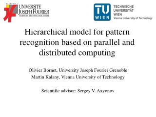 Hierarchical model for pattern recognition based on parallel and distributed computing