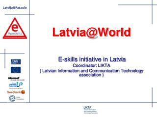 Latvia@World