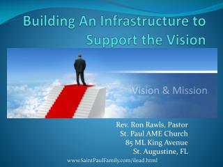 Building An Infrastructure to Support the Vision