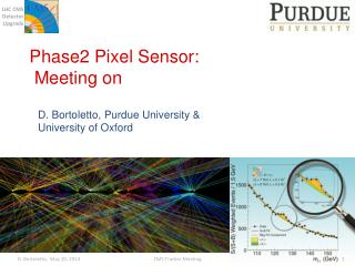 Phase2 Pixel Sensor:  Meeting on