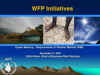 WFP Initiatives