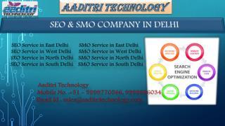 seo & smo company in delhi