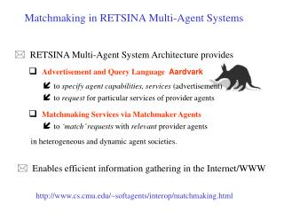 Advertisement and Query Language   Aardvark