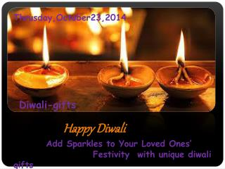 Diwali gifts to Worldwide