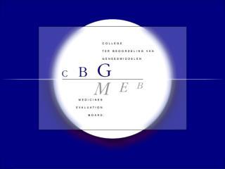 De CBG proces gang; hoe krijgen we het  samen  beter?