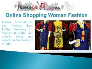 Online Shopping Women Fashion