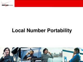 Local Number Portability