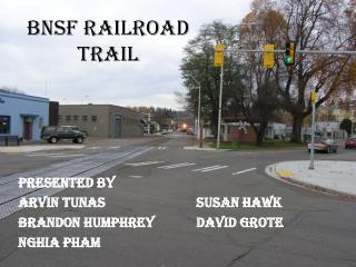 BNSF Railroad  Trail