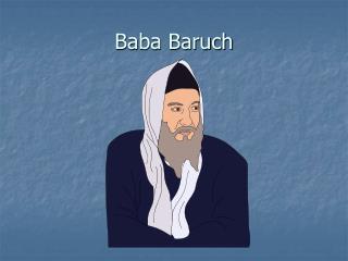 Baba Baruch