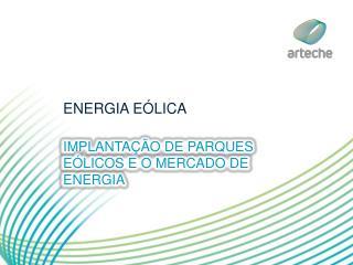 ENERGIA E�LICA