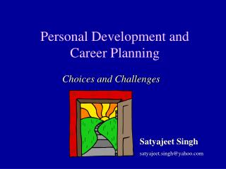 Personal Development and Career Planning