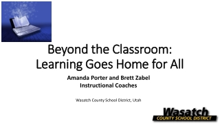 Technology In The Classroom Beyond Power Point