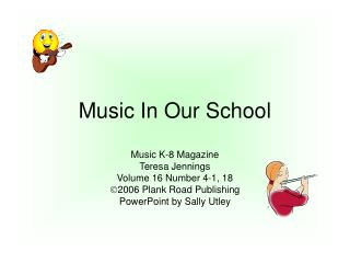 Music In Our School