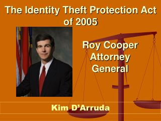 The Identity Theft Protection Act of 2005