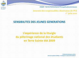 SNEJSE - Service National pour l'Evangélisation des Jeunes