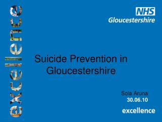 Suicide Prevention in Gloucestershire