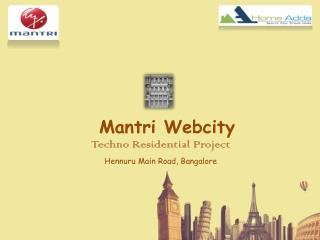 Mantri Webcity